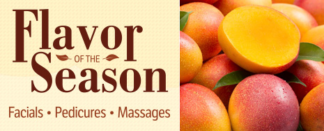 Mango Scrub and Massage