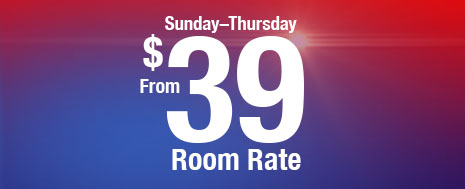 $39 Room Rate