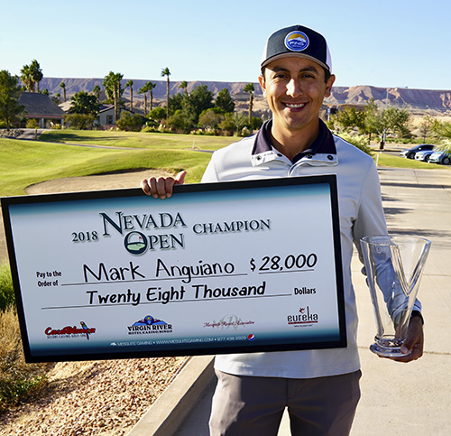 Nevada Open | Golf | CasaBlanca Resort and Casino in Mesquite, NV