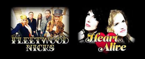 Fleetwood Nicks & Heart Alive