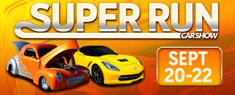 Super Run Car Show