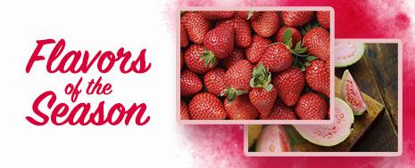 Strawberry Smash <br>Pedicure