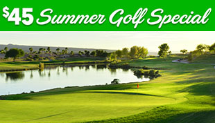 $45 Summer Golf