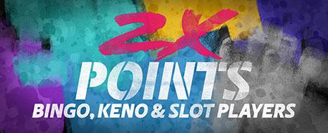2X Points